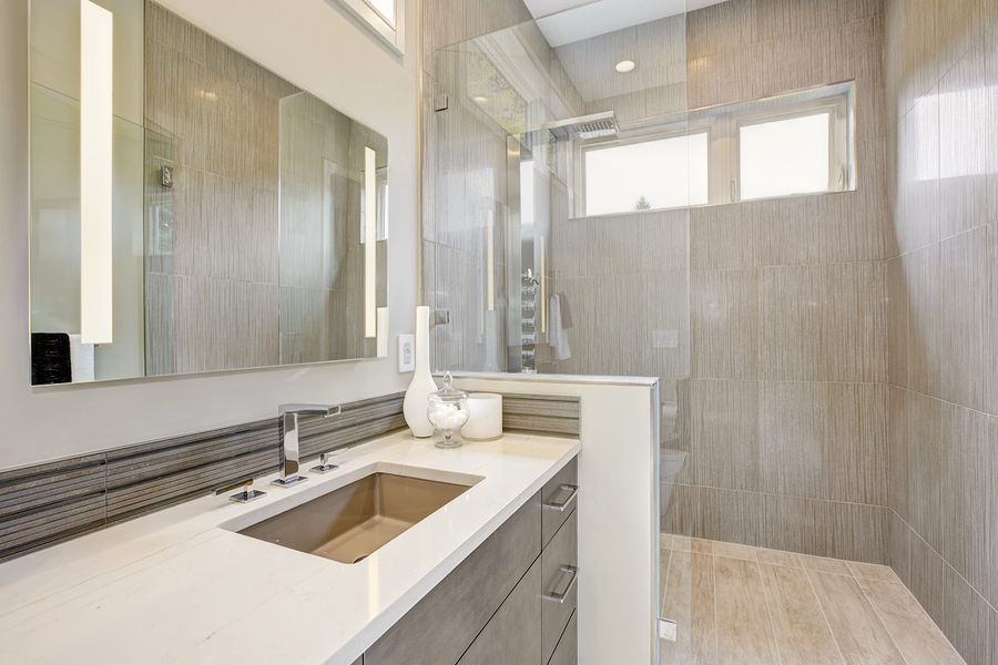 Enjoy the benefits of an updated bathroom